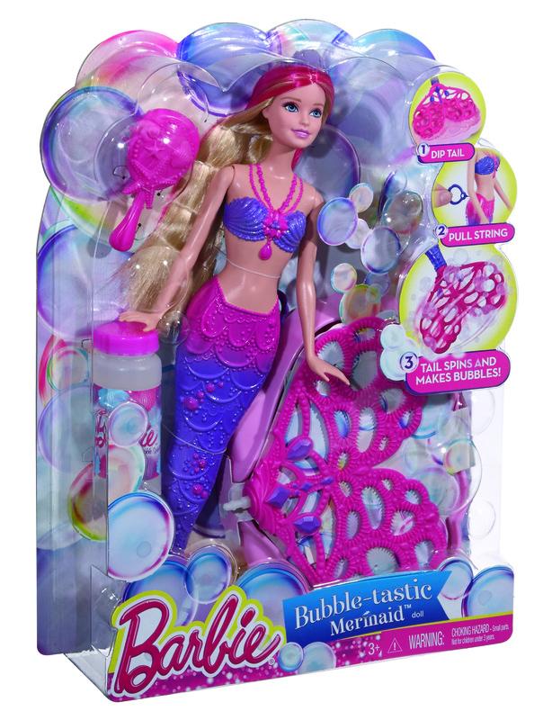 Barbie et la sirene - Barbie sirene magique ...
