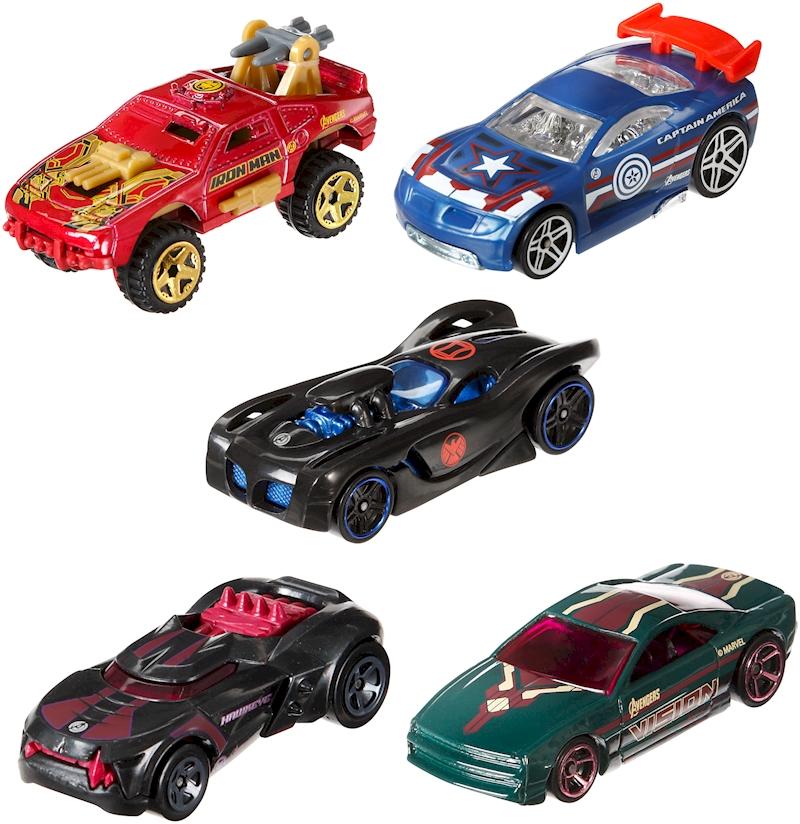 hw surtido los vengadores 2 shop hot wheels cars trucks race tracks hot wheels. Black Bedroom Furniture Sets. Home Design Ideas