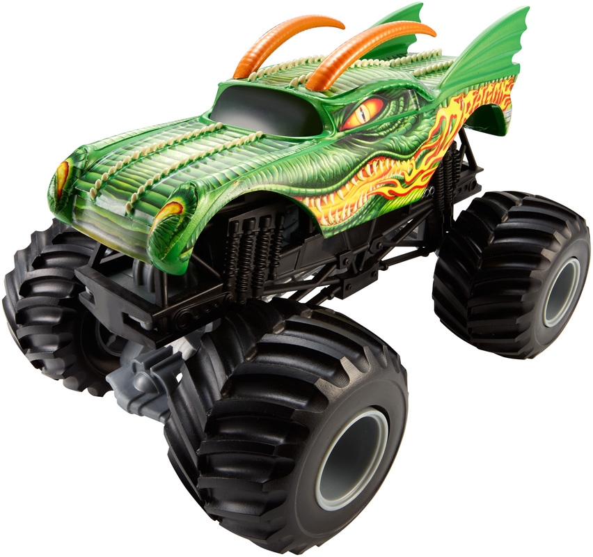 Hot Wheels Monster Jam Dragon Shop Hot Wheels Cars Trucks