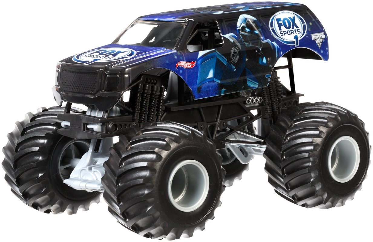hot wheels monster jam cleatus vehicle shop hot wheels cars trucks race tracks hot wheels. Black Bedroom Furniture Sets. Home Design Ideas