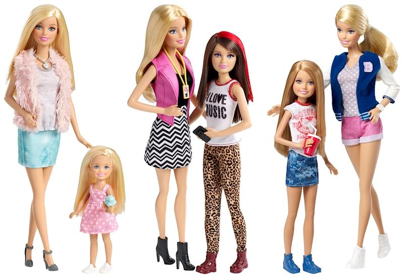 barbie y sus hermanas