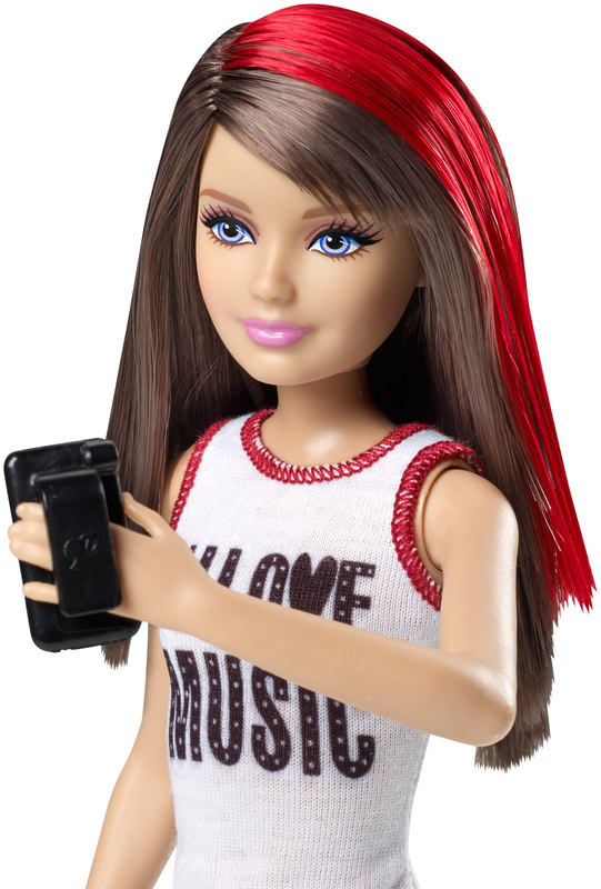 Barbie Sisters Fun Day Barbie And Skipper Dolls