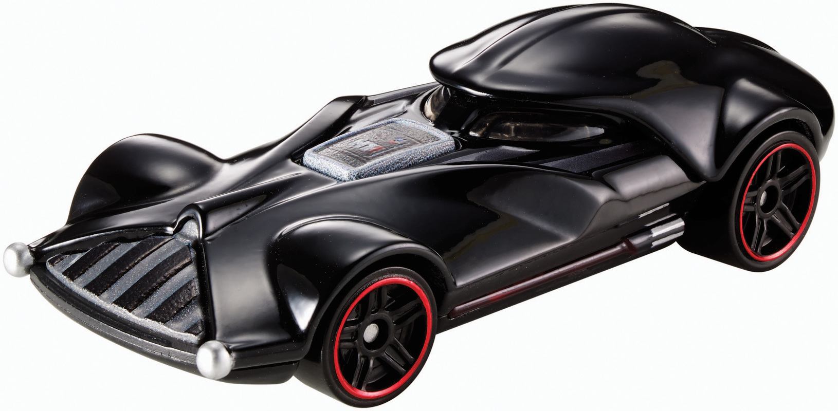 hot wheels star wars darth vadar character car shop. Black Bedroom Furniture Sets. Home Design Ideas