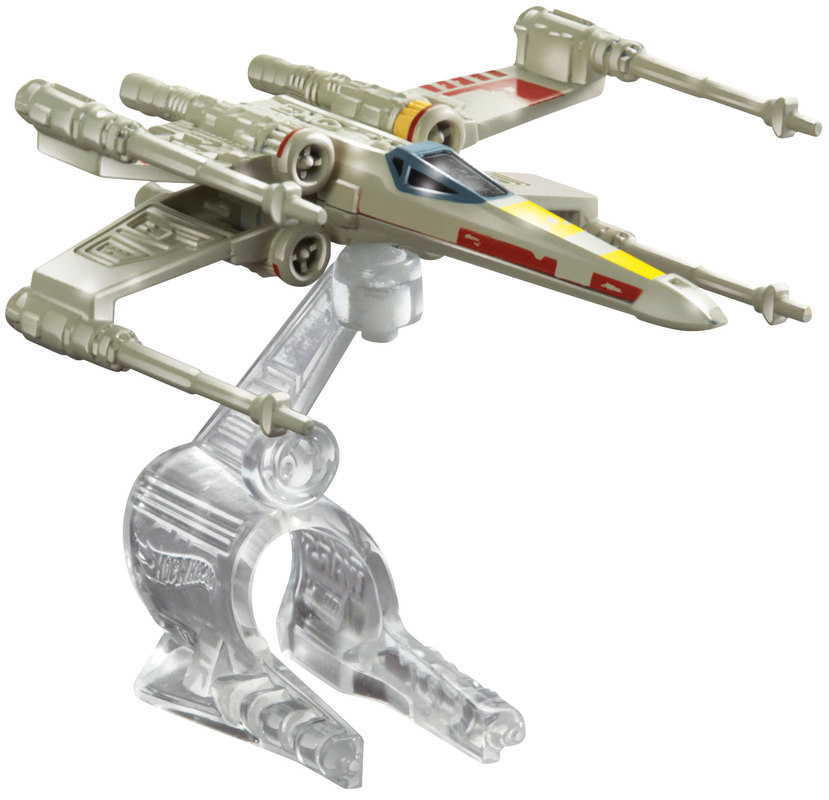 Hot Wheels® Star Wars™ X-Wing Fighter™ Red Five Starship ...