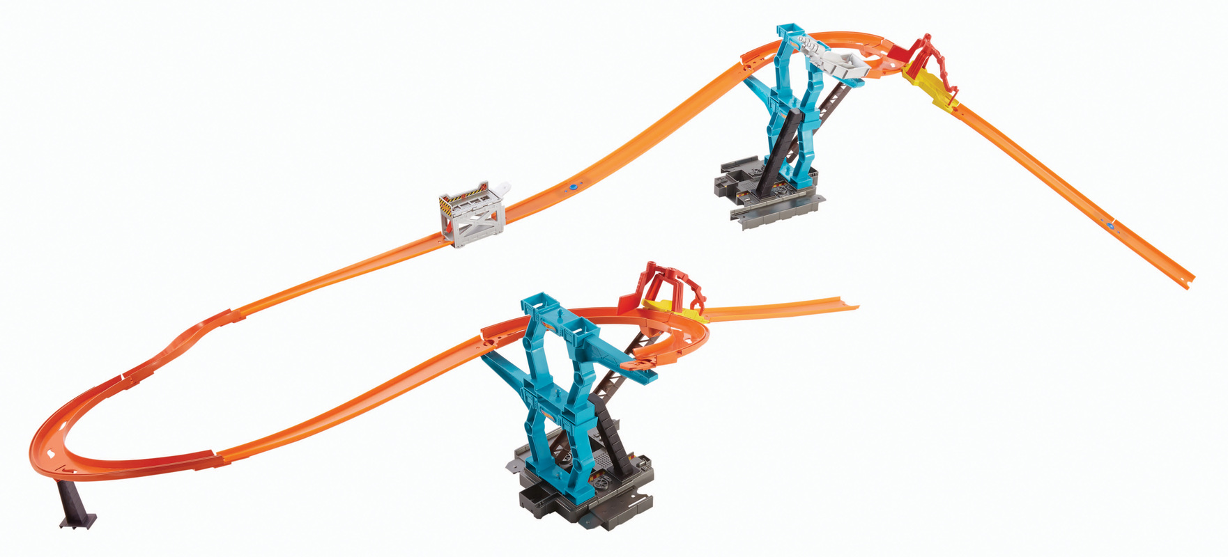 how to build a hot wheels race track