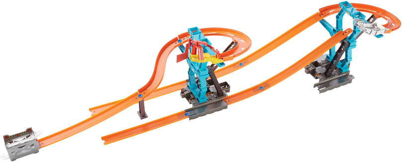 Hot Wheels Track Builder Spiral Stack Up Starter Set Shop Hot