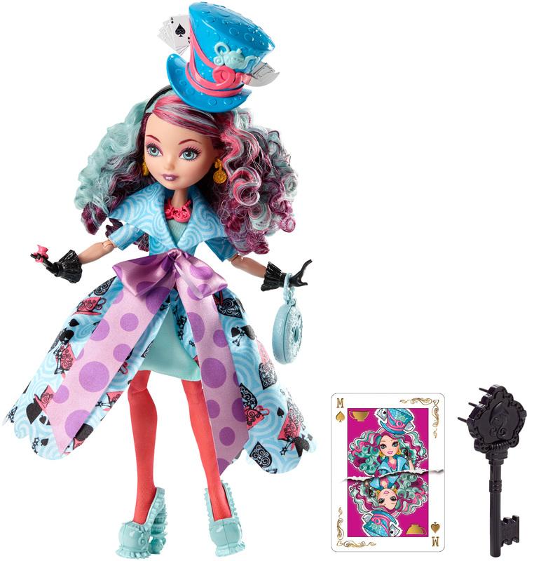 Ever After High® Way Too Wonderland™ Madeline Hatter™ Doll ...