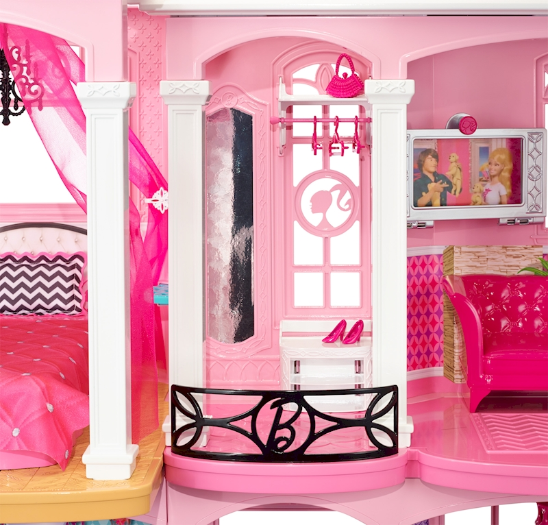 Pleasing Barbie Dreamhouse Download Free Architecture Designs Rallybritishbridgeorg