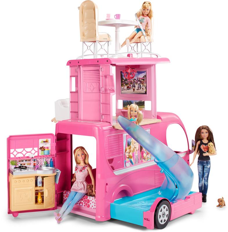Barbie 174 Pop Up Camper