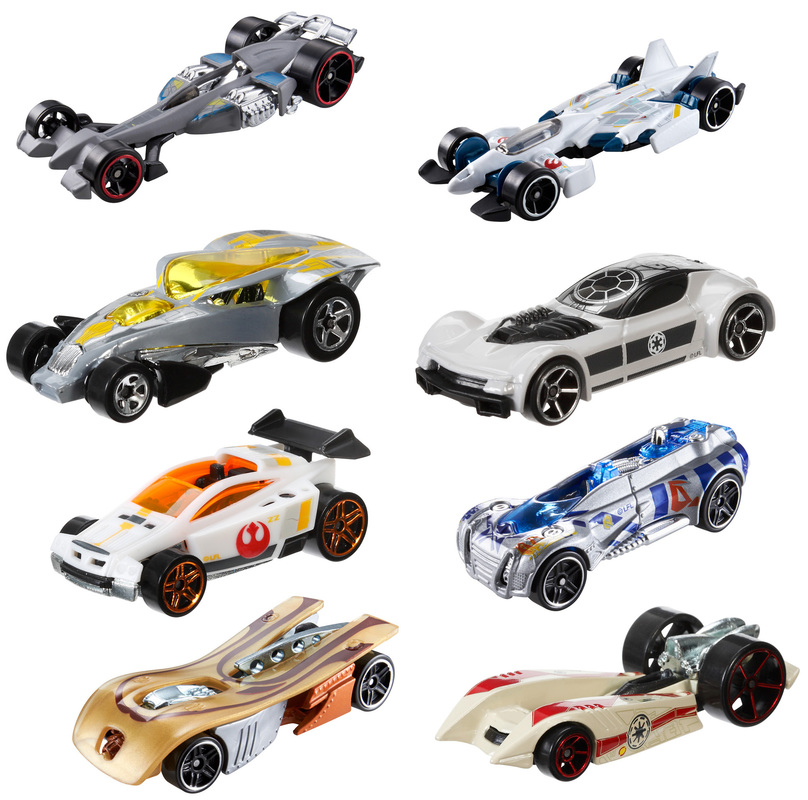 hot wheels star wars assortment shop hot wheels cars trucks race tracks hot wheels. Black Bedroom Furniture Sets. Home Design Ideas