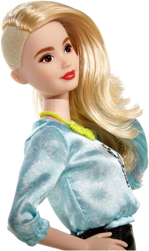 Barbie Fashionistas Doll - La Girl-7064