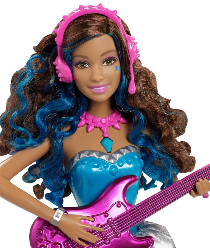 Barbie Rock N Royals Wallpaper: Barbie Rock 'n Royals Erika Doll