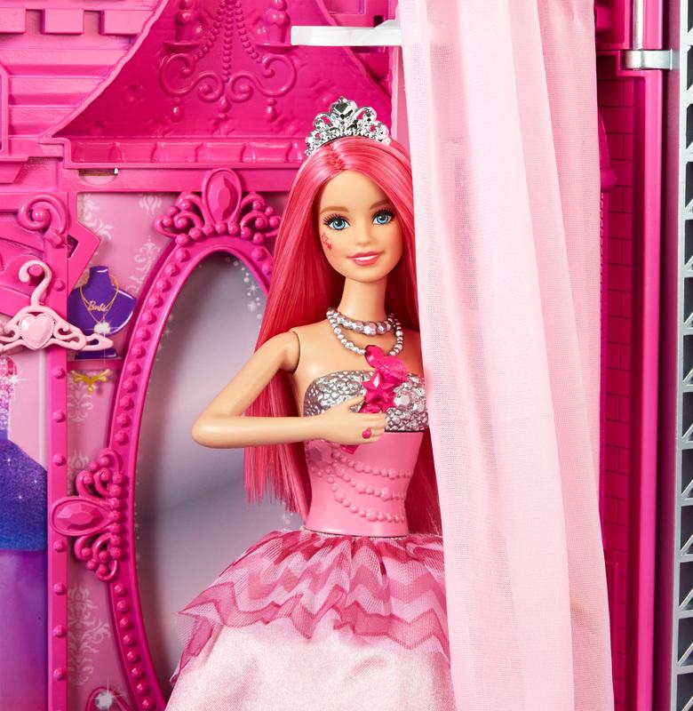 Barbie Rock N Royals Wallpaper: Barbie™ Rock N Royals Transformable Stage Playset
