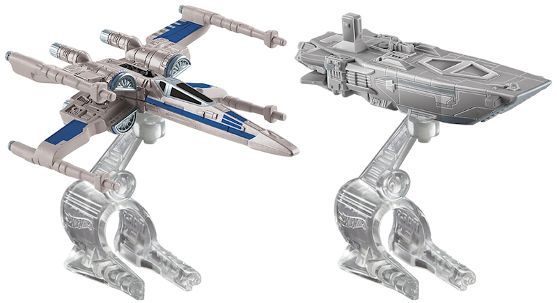 Other Diecast Vehicles Star Wars Hot Wheels Resistance X-wing Fighter