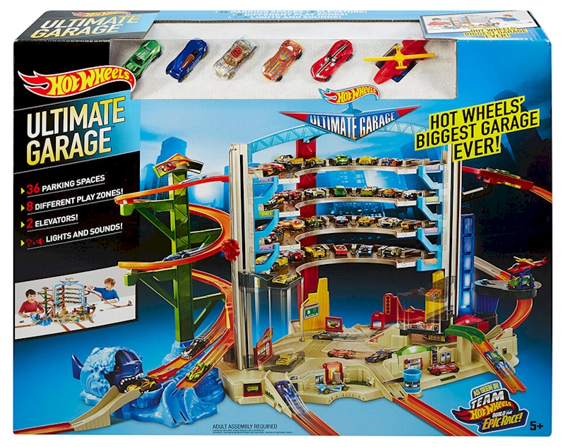 Hot Wheels Ultimate Garage Shop Hot Wheels Cars Trucks Race