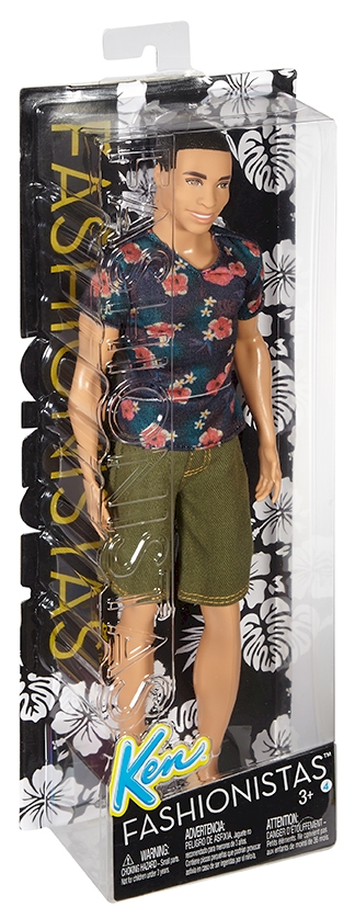 Fashionistas Ken Mattel Barbie DGY68