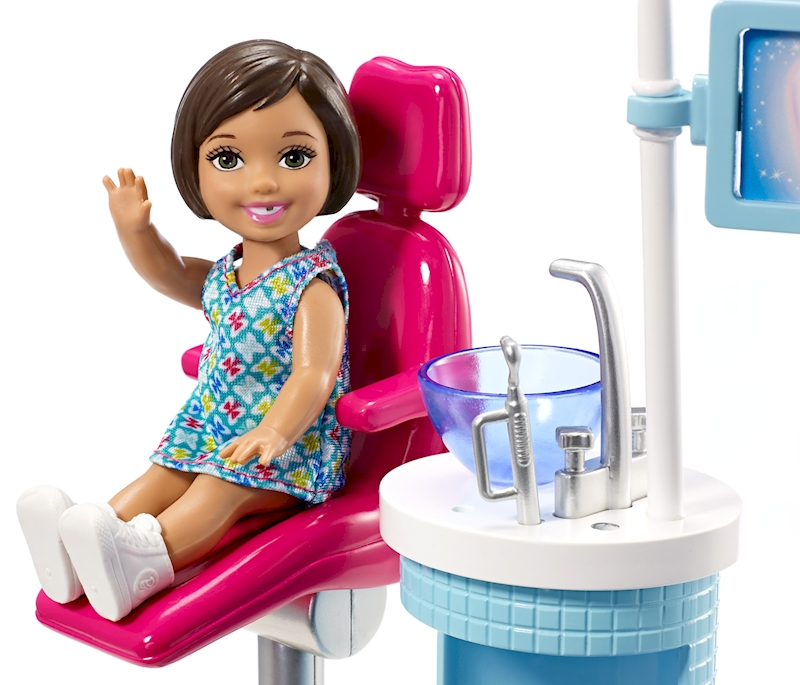 BARBIE DENTIST PLAYSET