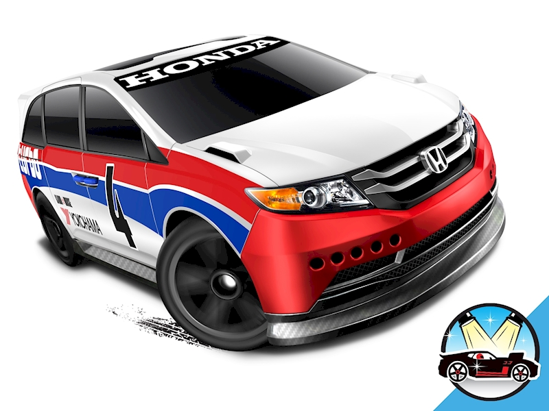 2014 Honda Odyssey Shop Hot Wheels Cars Trucks Amp Race