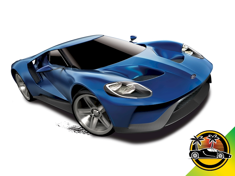 2017 Ford Gt Shop Hot Wheels Cars Trucks Race Tracks Hot Wheels