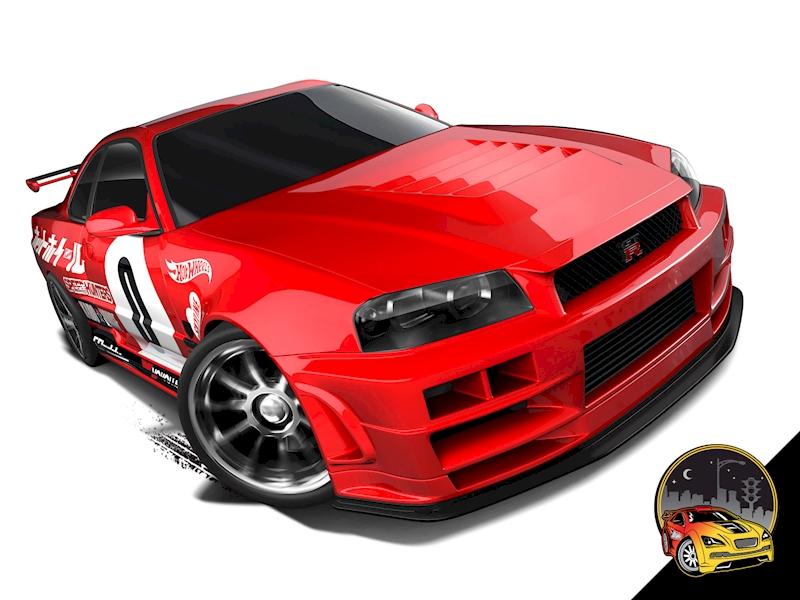 Nissan Skyline Gt R34 Shop Hot Wheels Cars Trucks Race Tracks