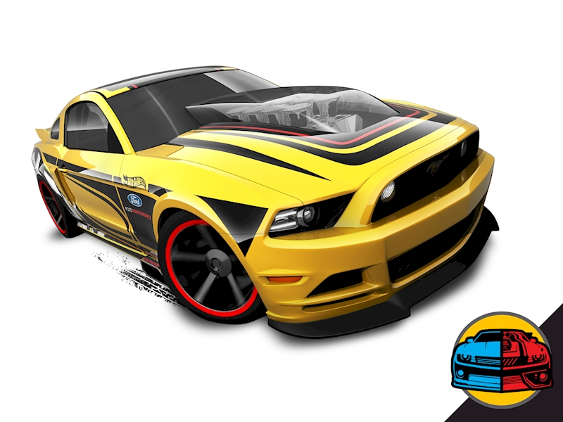 13 Ford Mustang Gt Shop Hot Wheels Cars Trucks Race Tracks