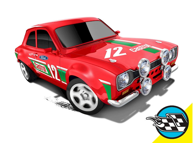 70 Ford Escort RS1600 - Shop Hot Wheels Cars Trucks u0026 Race Tracks | Hot Wheels  sc 1 st  Hot Wheels & 70 Ford Escort RS1600 - Shop Hot Wheels Cars Trucks u0026 Race Tracks ... markmcfarlin.com
