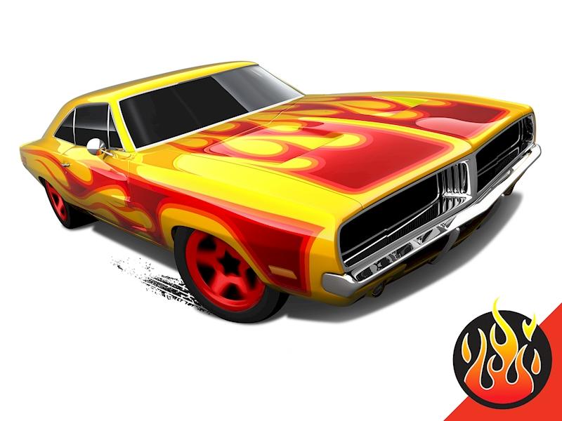 69 Dodge Charger - Shop Hot Wheels Cars, Trucks & Race Tracks | Hot ...