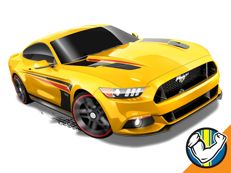 2015 Ford Mustang Gt Shop Hot Wheels Cars Trucks Amp Race