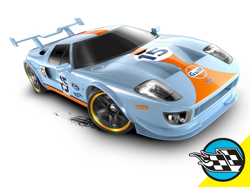 sc 1 st  Hot Wheels & Ford GT - Shop Hot Wheels Cars Trucks u0026 Race Tracks | Hot Wheels markmcfarlin.com