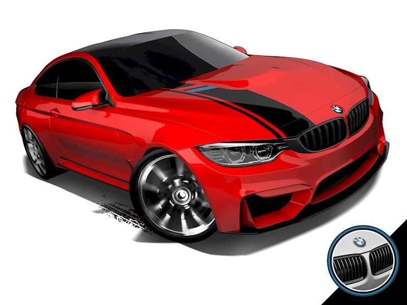BMW M4 - Shop Hot Wheels Cars, Trucks & Race Tracks | Hot Wheels
