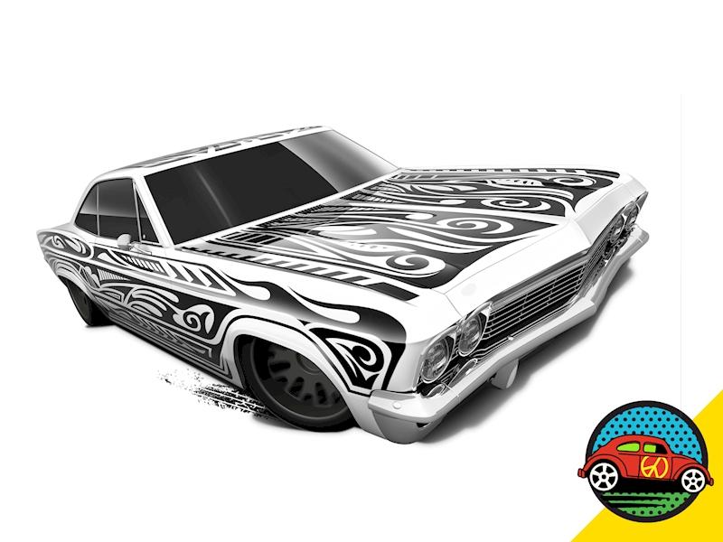65 Chevy 174 Impala Shop Hot Wheels Cars Trucks Amp Race