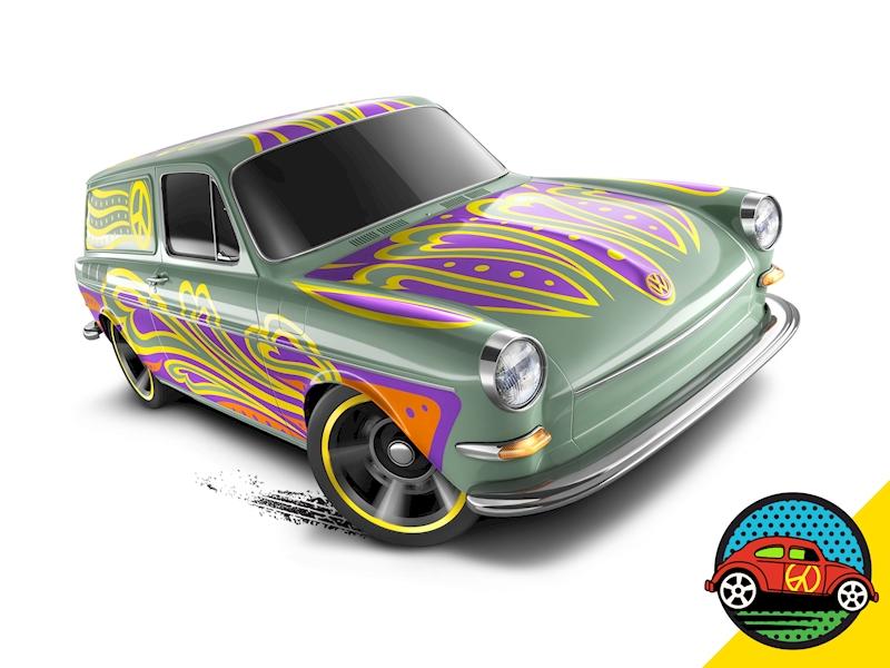 custom 69 volkswagon squareback shop hot wheels cars. Black Bedroom Furniture Sets. Home Design Ideas