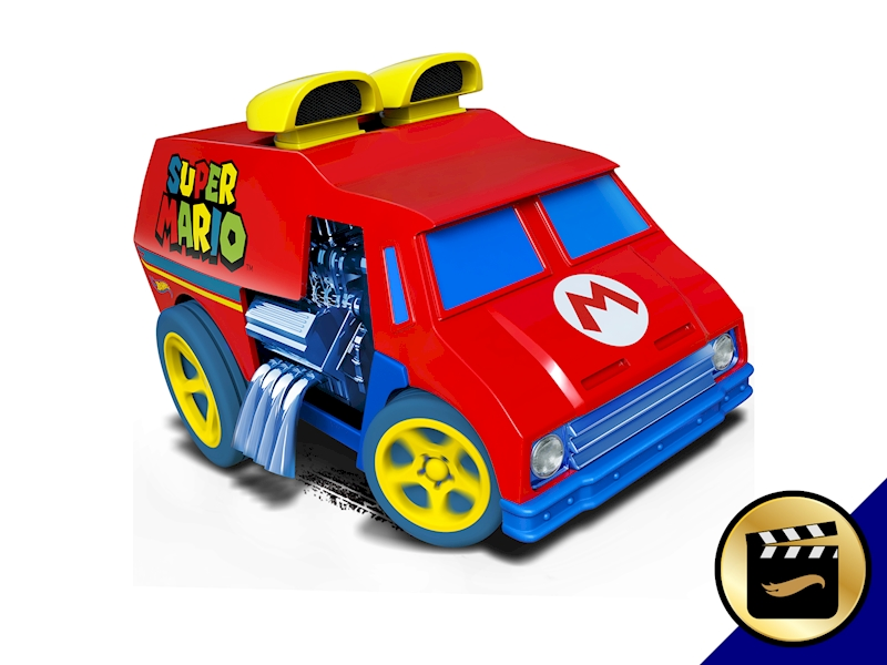 Cool One™ (Super Mario Theme) - Shop Hot Wheels Cars, Trucks & Race ...