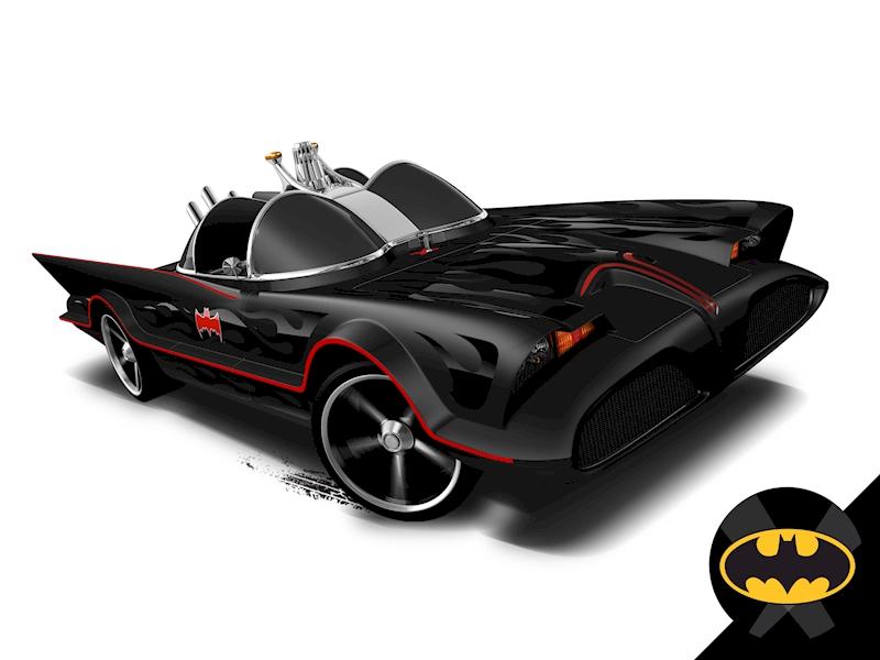 Tv Series Batmobile Shop Hot Wheels Cars Trucks Amp Race