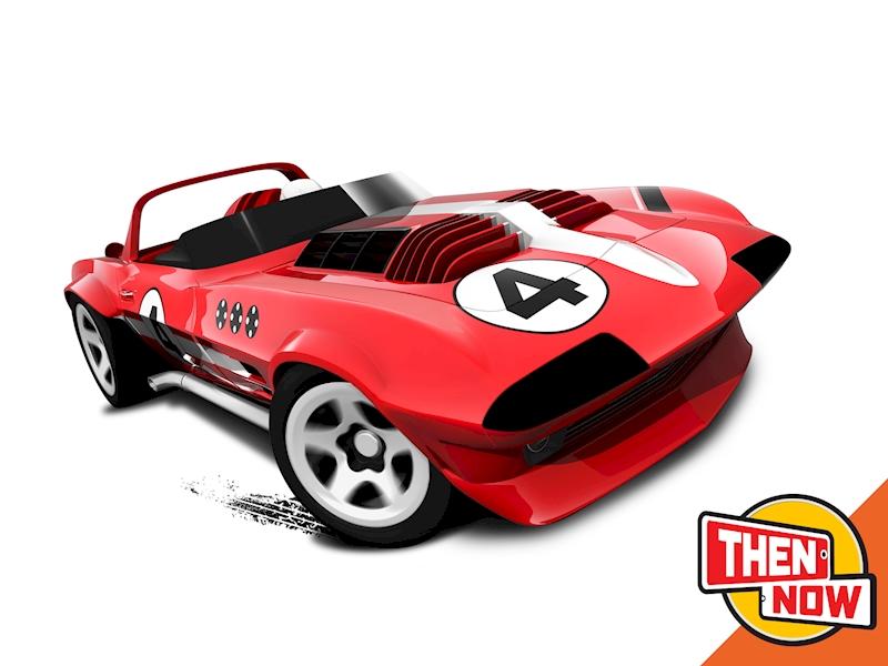 Corvette Grand Sport Roadster Shop Hot Wheels Cars Trucks