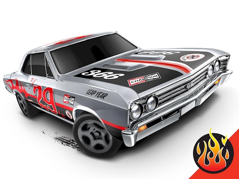 67 Chevrolet Chevelle SS - Shop Hot Wheels Cars, Trucks & Race