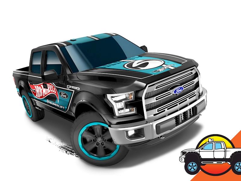 15 Ford F-150 - Shop Hot Wheels Cars, Trucks & Race Tracks | Hot Wheels