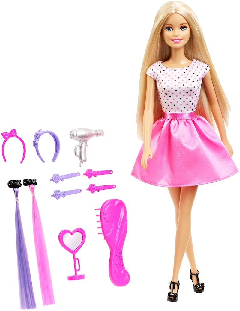 Картинки по запросу Barbie Style Your Way Doll & Playset
