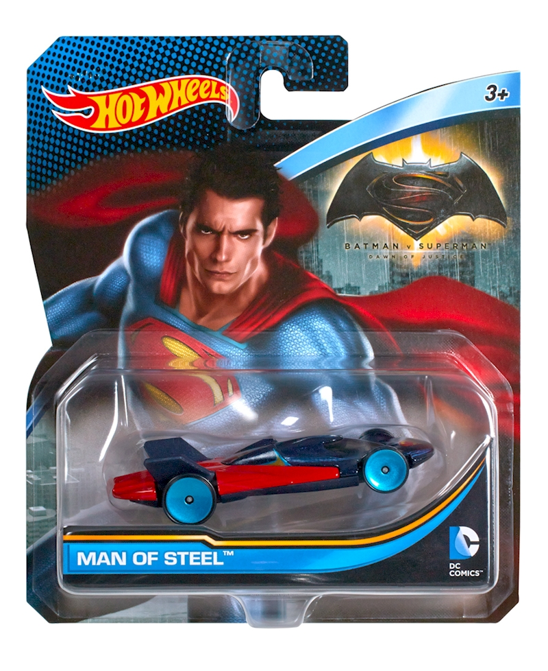 Hot Wheels Dc Universe Man Of Steel Shop Hot Wheels Cars