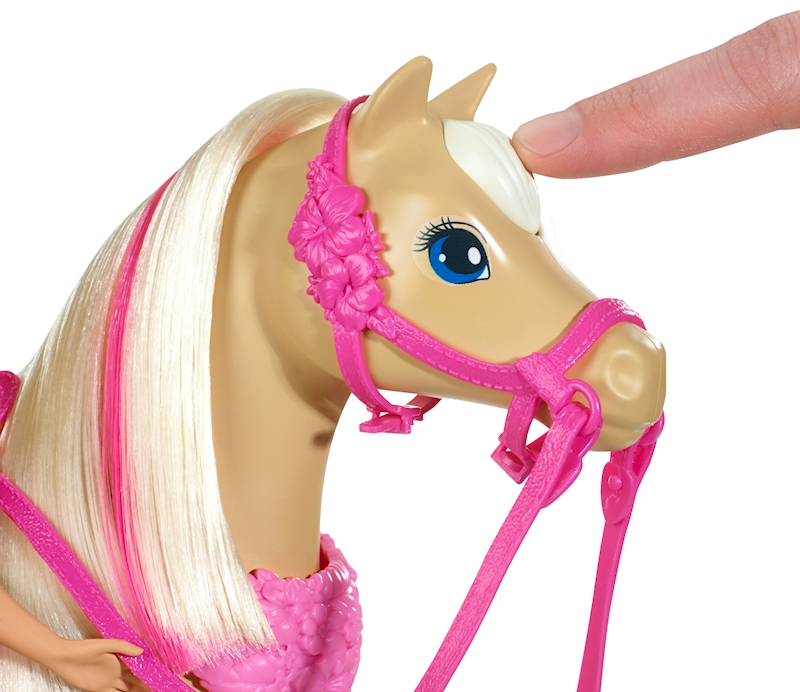 new high quality wide varieties exclusive range BARBIE CHEVAL DE DANSE