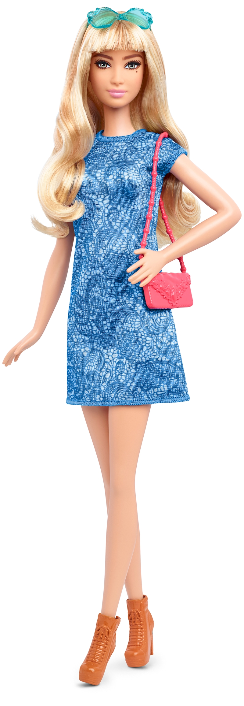 cozy fresh cheap good service Barbie® Fashionistas™ 43 Lacey Blue Doll & Fashion - Tall