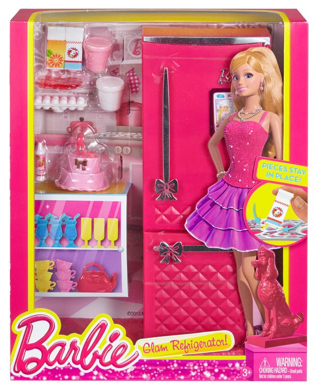 Barbie Glam Kitchen Set