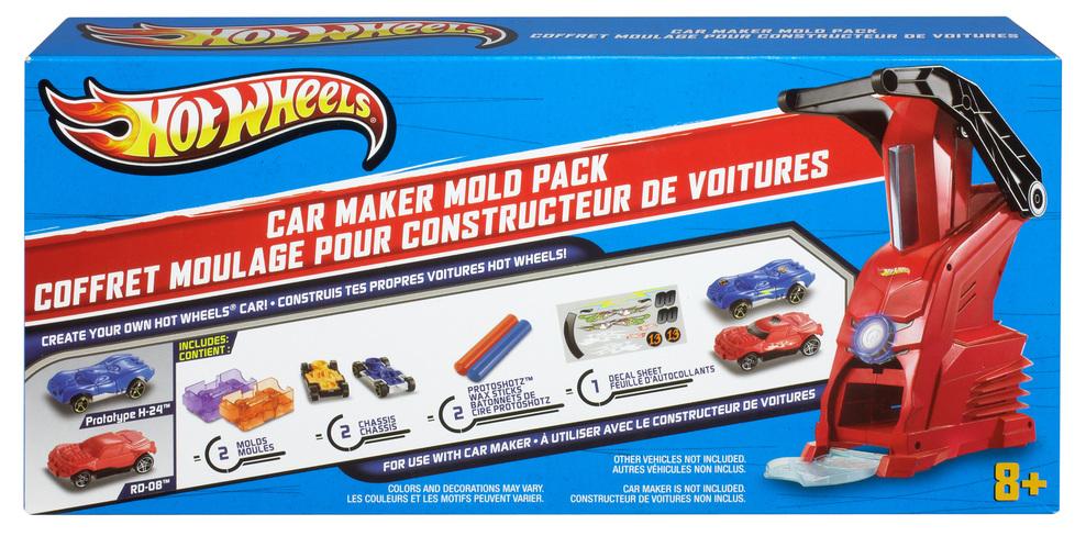 hot wheels car maker mold pack street muscle shop hot wheels cars trucks race tracks hot wheels - Voitures Hot Wheels